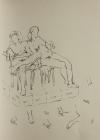 Aktstudie, Nr.2 1983 60 x 42 cm Grafitstift