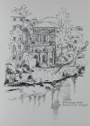 Bassano del Grappa 2016 29,5 x 20,5 cm Grafitstift