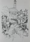 Vicenza 2016 29,5 x 20,5 cm Grafitstift