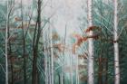 Lichtblick 2019 80 x 120 cm Öl auf Leinwand